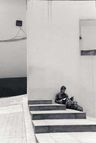 Lectura callejera