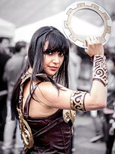 Cosplay Xena by Ana Maria Martinez Castillo