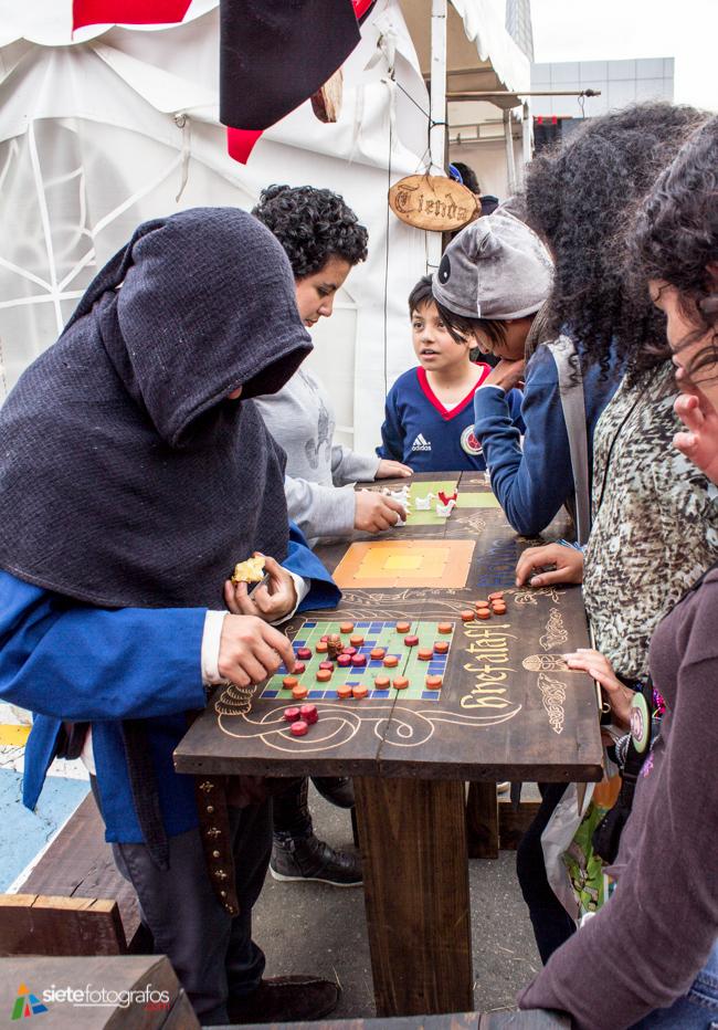 El arte del juego medieval - Pendragon